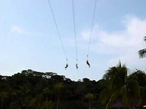 Singapore Zip Wire