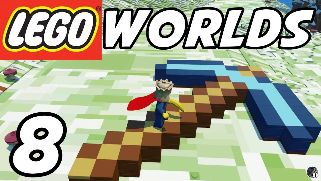 Lego worlds e08 digital designer models gameplay playthrough lego worlds e08 digital designer models gameplay playthrough 1080p60 youtube pronofoot35fo Images