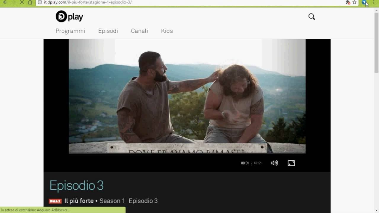 Grab Any Media 6   download video from dplay com