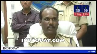 fake cbi officer 3 accomplices held for extortion in old city hyderabad
