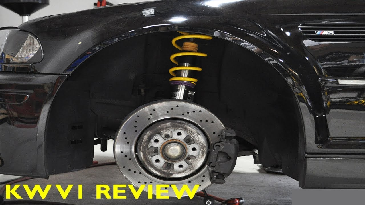 KW V1 Coilovers Review (E46 M3)