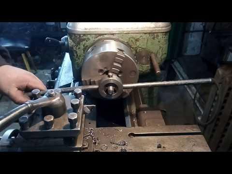 изготовление шпильки нарезка резьбы в блоке двигателя д 240