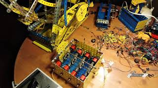 Moteur synchrone 8 bobines