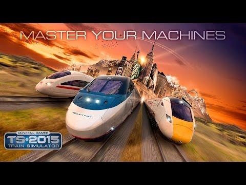 Гайд по установке игры Train Simulator 2015.