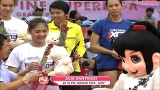 Jaja Santiago PSL GRAND PRIX 2016 Highlights