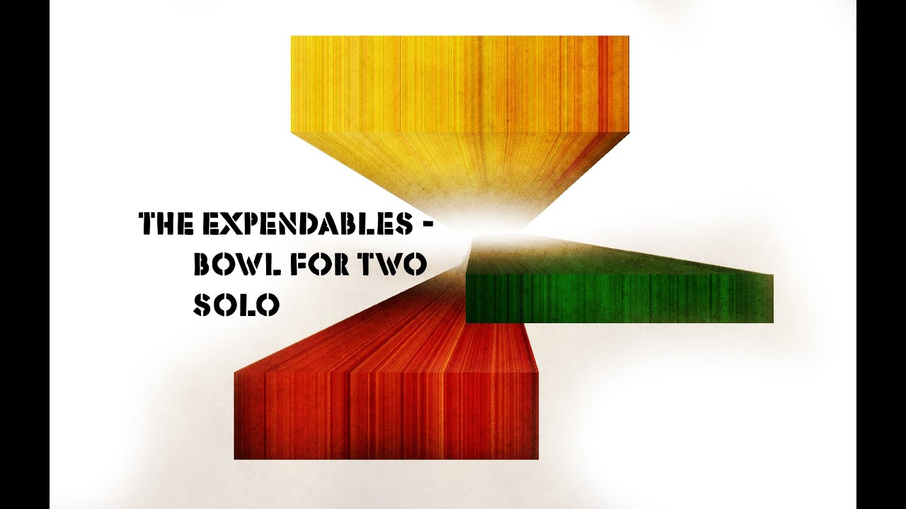 The expendables bowl for two solo lesson youtube the expendables bowl for two solo lesson hexwebz Choice Image