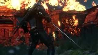 «Ведьмак 3: Дикая Охота» - Ярость и сталь