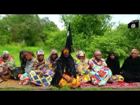Boko Haram releases video of 10 women abducted from convoy