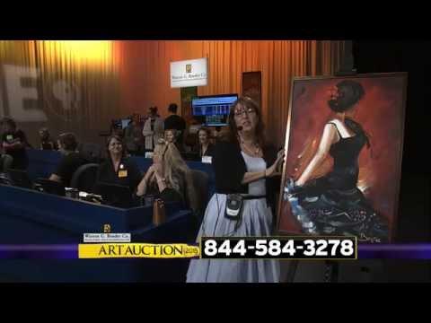 KVIE Art Auction 2015 - Sunday Pt. 2