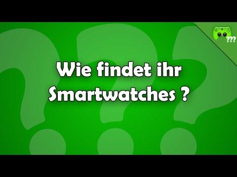 Wie findet ihr Smartwatches ? - Frag PietSmiet ?!