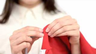 How to Change out the Cord on your American Apparel Hoodie! thumbnail