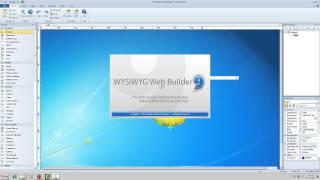Создаем сайт с нуля! Видеоурок. Часть 3 знакомство с WYSIWYG Web Builder