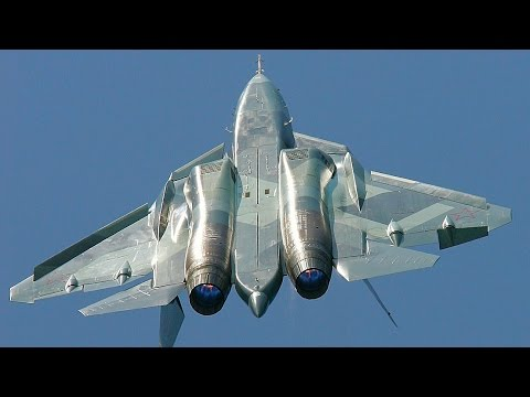 King of the Sky. New Russian aircraft keeps NATO and US in horror.