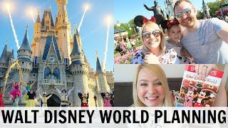 WALT DISNEY WORLD PLANNING TIPS 2018!