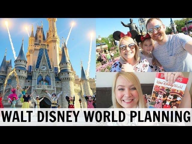 WALT DISNEY WORLD PLANNING TIPS 2018!