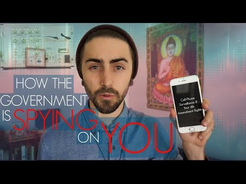 How The Government is Spying on YOU! (Stingray Surveillance & Your 4th Amendment Rights)