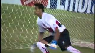 Flamengo 2x2 Botafogo - 2° jogo da Final do Cariocão 2007