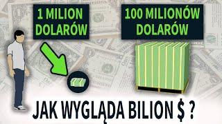Jak wygląda BILION DOLARÓW?  #dobreinternetowe