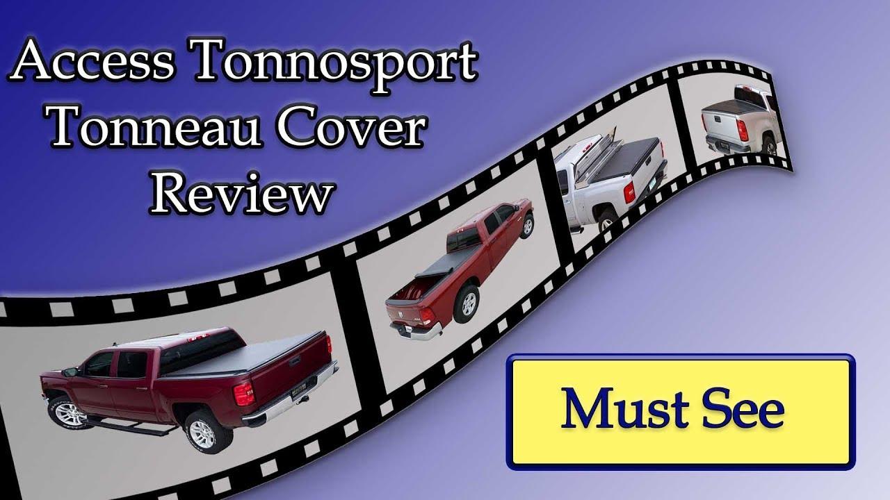 Access Tonnosport Tonneau Cover Review Youtube