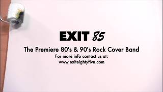 Exit 85 - Small Things Promo - blink-182