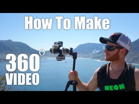How to Make 360-Degree Video (VR): A Complete Beginners Guide