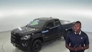 A96394WT - Used, 2016, Chevrolet Colorado, LT, 4WD, Black, Test Drive, Review, For Sale -