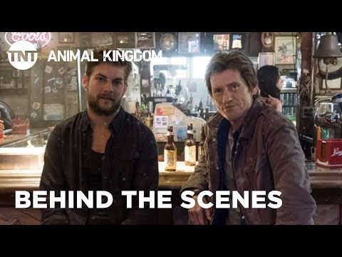 Season 3 Overview with Denis Leary & The Cast BTS  Animal Kingdom  TNT