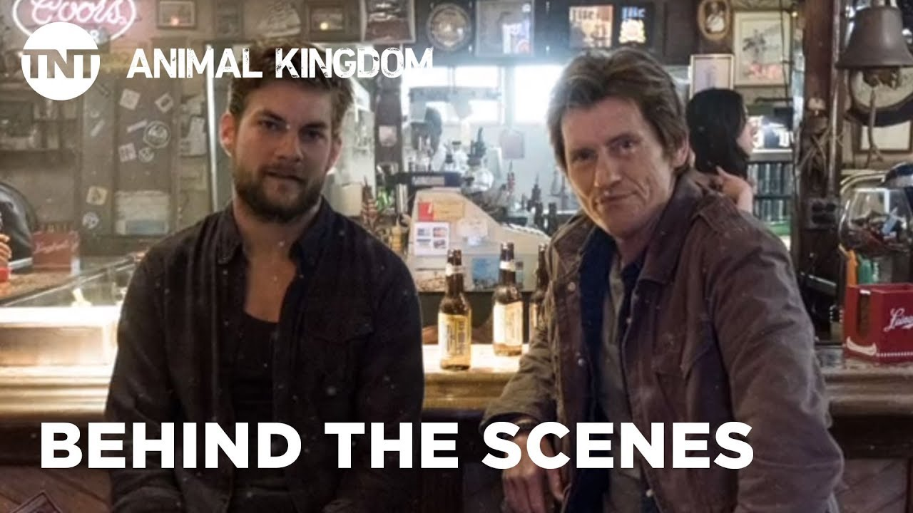 Season 3 Overview with Denis Leary & The Cast [BTS] | Animal Kingdom | TNT