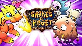 PUPILOWE SZALEŃSTWO! - SHAKES AND FIDGET #59