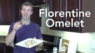 Florentine Omelet -transform Your Kitchen-episode #41
