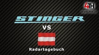 Stinger VS Österreich Radar-Tagebuch #2 K-Band mobil