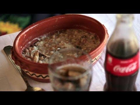 Coca-Cola nezaboravni ukusi Srbije - Bungur
