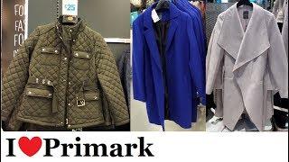 Primark Winter Coats & Jackets for women    October 2017   I❤Primark