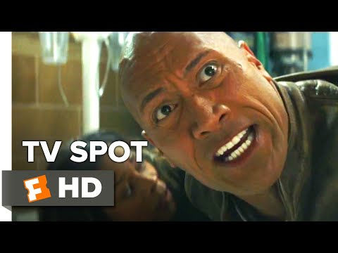 Rampage Extended TV Spot - Us vs. Them (2018) | Movieclips Coming Soon