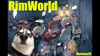 RimWorld милана2к катаю со зрнителями в Рим Ворлд