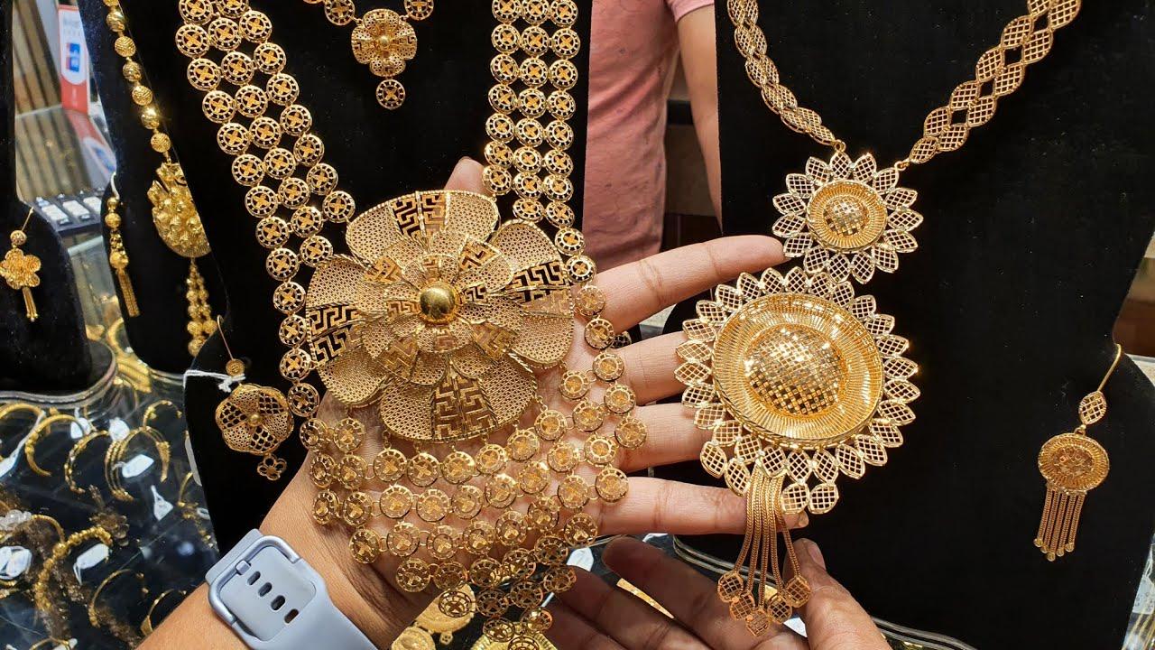 সোনার বিয়ের গহনা কিনুন- /gold necklace