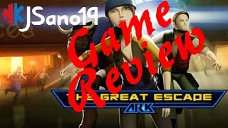 AR-K: The Great Escape - Game Review (Contains a few Spoilers)