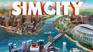 SimCity - Building a City (Sim City 2013 PC Gameplay)