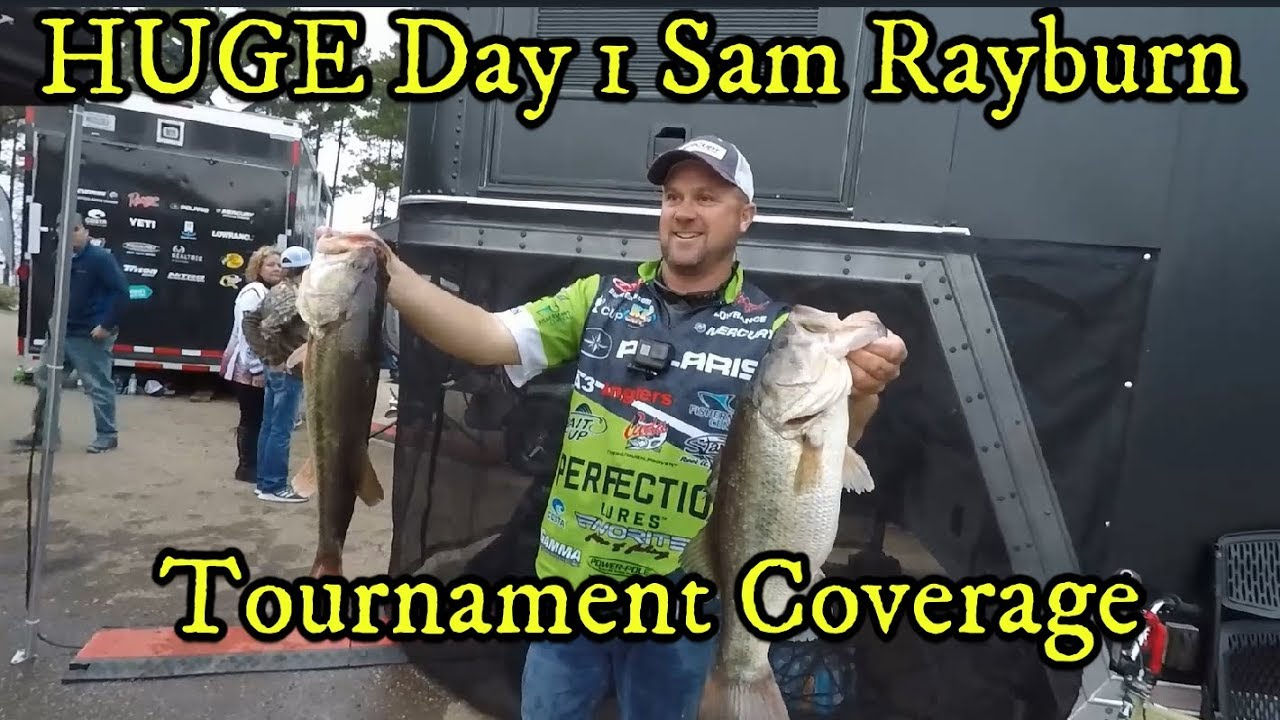 Watch as day 1 unfolds when a simple bait change volts me to a huge bag of  bass!