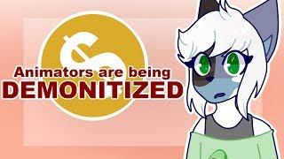 Animators are being Demonetized