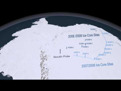 Norwegian-U.S. Scientific Traverse of East Antarctica [HD]