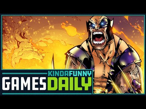 Where's My Wolverine Video Game? - Kinda Funny Games Daily 06.29.17