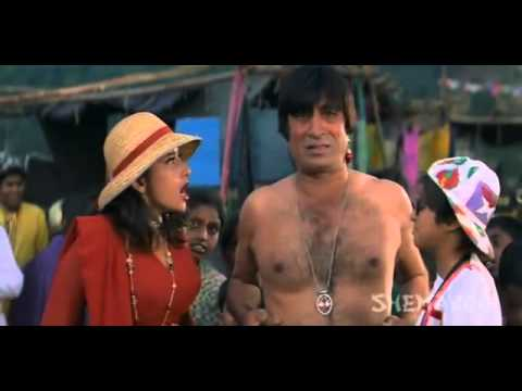 Shakti Kapoor Very Hot In Underwear @ 49 Years age