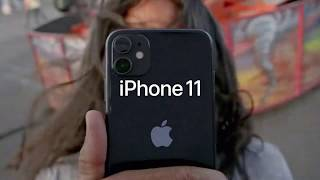 iPhone 11 Hidden Ad - Dual Camera
