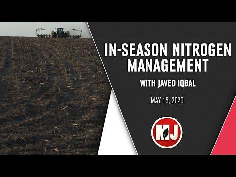 In-Season Nitrogen Management | Javed Iqbal | May 15, 2020