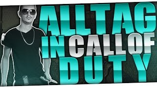 Alltag in Call of Duty / Ich gegen Azzlack Rapper