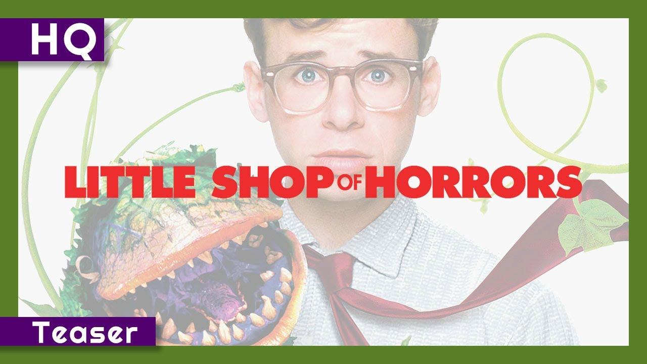 Little Shop of Horrors (1986) Teaser