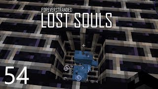 Forever Stranded Lost Souls - EZ WITHER BOSS [E54] (Modded Minecraft)