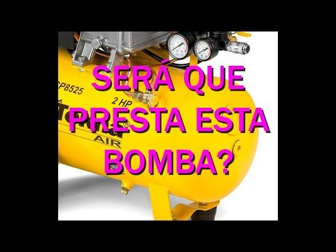 Download Compressor Tekna 24 Litros 2HP Ubx, Montagem, Óleo e Teste