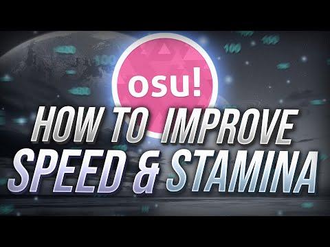 osu! | How to Improve Stamina/Speed